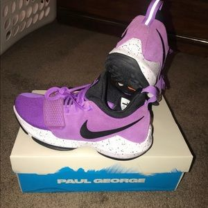 Nike PG 1 Bright Violet Men's 8